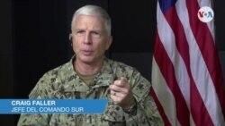 Declaraciones de Craig Faller, jefe del Comando Sur