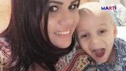 Madre cubana pide ayuda porque según afirma en Cuba no existe el tratamiento de cáncer que podría salvar a su hijo