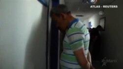 La televisión turca muestra imágenes de la supuesta cúpula de los golpistas