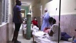 Cuba, en medio de los disturbios, lucha contra la mayor cifra de casos de COVID-19 en las Américas