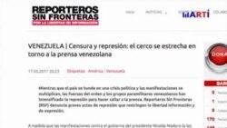 2018, año del cerco total a prensa en la Venezuela de Nicolás Maduro