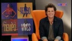 """Carlos Vives: """"Hoy tengo tiempo, pinta sensual"""""""