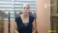 Katerine Mojena denuncia detención de su esposo Carlos Amel Oliva