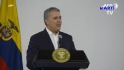 Iván Duque abre diálogo nacional tras protestas en Colombia