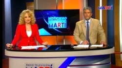 Noticiero Televisión Martí