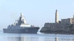 La fragata Almirante Gorshkov llega el lunes al puerto de La Habana