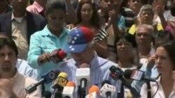 Congreso de Estados Unidos propone sanciones al gobierno de Venezuela