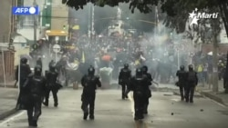 Info Martí | Ministro de Hacienda de Colombia renuncia tras seis días de protestas en su contra