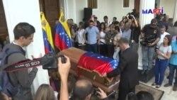 EEUU aprueba multimillonaria ayuda a gobierno de Guaidó