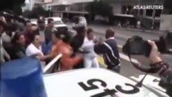Detienen a varias activistas de las Damas de Blanco durante una marcha en Cuba
