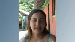 Testimonio de Yanieska Echazabal Torres, cubana varada en la frontera Colombia-Panamá