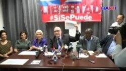 Denuncian en Miami cómo se falseó el referendo en Cuba