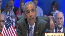 """Barack Obama: """"No podemos reivindicar la perfección"""""""
