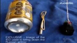 Estado Islámico publica la foto del artefacto con el que hicieron estallar el avión ruso