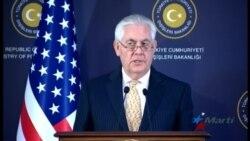 Turquía y Estados Unidos acuerdan trabajar juntos en Siria