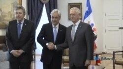 Mattis cierra gira latinoamericana con críticas a Venezuela