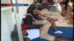 Incierta la situación de más de mil cubanos en Costa Rica