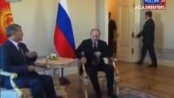 Reaparición de Putin tras 10 días de ausencia de la vida pública