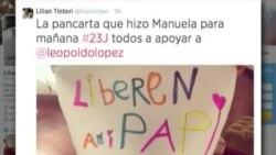 Comienza en Caracas juicio al opositor Leopoldo López