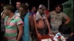 Costa Rica continúa recibiendo a los cubanos que llegan a su frontera
