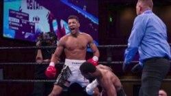 El boxeador cubano Osvary Morrell subirá al ring este sábado en Los Ángeles
