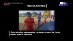 Niños cubanos víctimas de la migración cubana
