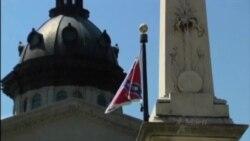 Retirarán hoy bandera confederada del Capitolio de Carolina del Sur