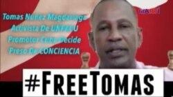 Opositor Núñez Magdariaga podría sufrir fallo multiorgánico