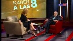 Karen a las 8: Con Armando Ribas (Parte 1)