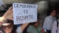 TV Martí recoge el intento de agresión a Guillermo Fariñas y otros activistas