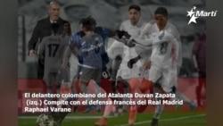 El Real Madrid vence al Atalanta en los octavos de final de la UEFA