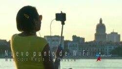 Aumentan los puntos de WiFi en Cuba