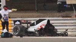 La Formula 1 en alerta al producirse un grave accidente este domingo en Bahrain