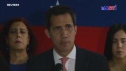 Pide Guaidó investigación por supuesta corrupción