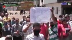 Nueva escalada de protestas en Venezuela por colapso de servicios básicos
