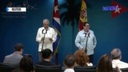 Ministro de Asuntos Exteriores de España visitó Cuba