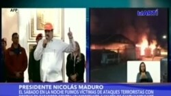 Nicolás Maduro recibe furioso las nuevas sanciones de Trump