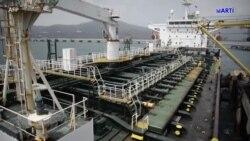 Llega a Venezuela el tercer buque iraní cargado de combustible