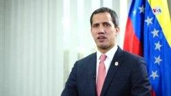 """Guaidó a la VOA: """"La cúpula de Maduro quiere un salvavidas"""""""