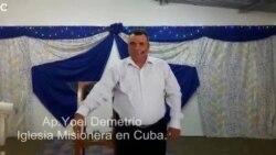 Pastor Yoel Demetrio de Las Tunas
