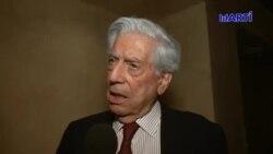Entrevista exclusiva con Mario Vargas LLosa