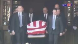 Duelo nacional por George H. W. Bush