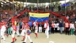 La crisis en Venezuela también afecta a jóvenes deportistas del país