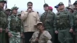 Venezuela finaliza dos días de maniobras militares