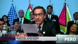 Cumbre de las Américas: Llaman a gobiernos regionales a respetar estado de derecho