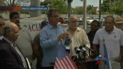 Líder de protestas contra Carnival aplaude decisión de permitir abordar a cubanoamericanos