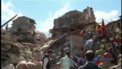 Terremoto en Italia deja decenas de muertos
