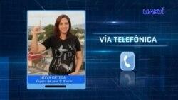 Según esposa de José Daniel Ferrer el régimen quiere juzgarlo por un delito común