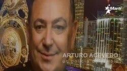 Arturo Acevedo, jefe de la policía de Miami, envía un mensaje a los represores cubanos