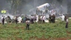 Autoridades cubanas reportan avances en investigación sobre accidente aéreo